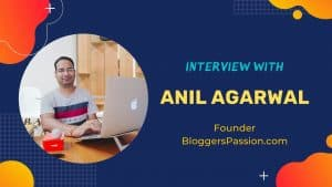Interview with Anil Agarwal
