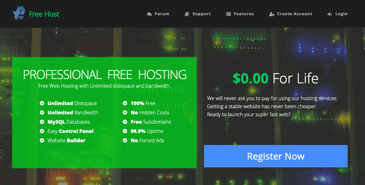 ProFreeHost