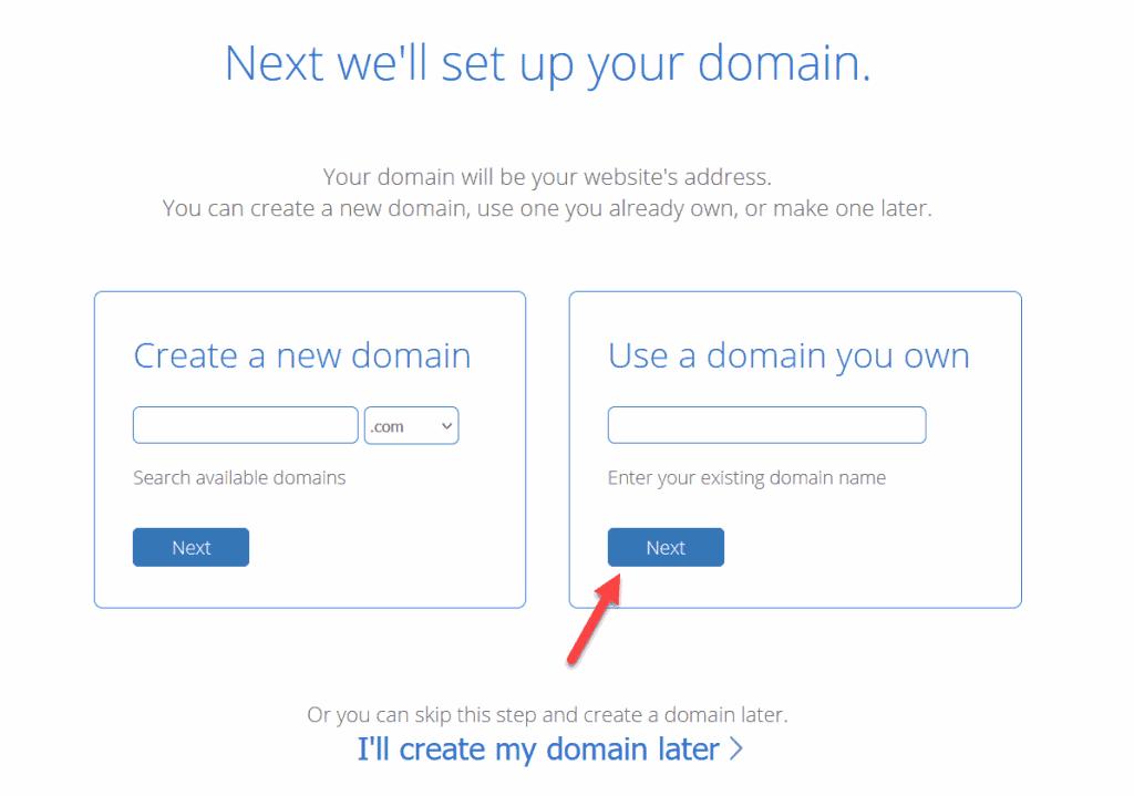 Domain Name Information